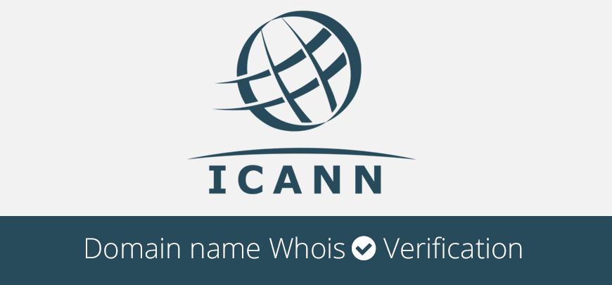 ICANN Verification - IC Web De...